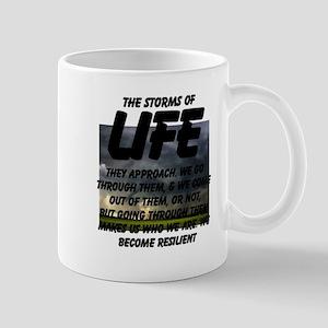 The Storms Of Life Mug