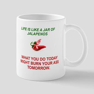 Jalapeno Humorous Mug