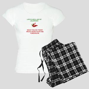 Jalapeno Humorous Pajamas