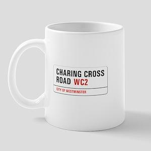 Charing Cross Road, London - UK Mug