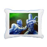 TBF Rectangular Canvas Pillow
