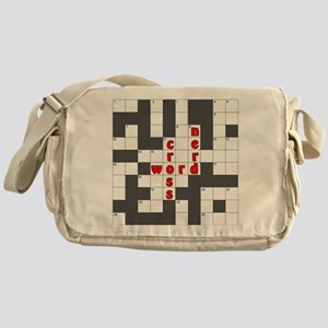 Crossnerd Messenger Bag