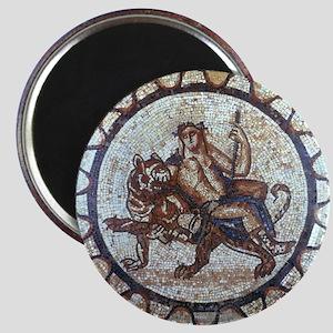 Bacchus God of Wine Magnets