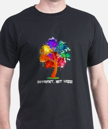 Different Not Less T-Shirt