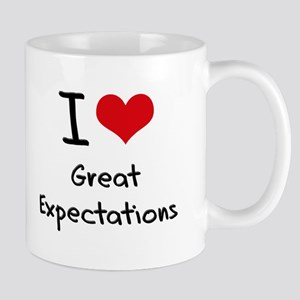 I love Great Expectations Mug