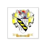 Chenois Square Sticker 3
