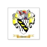 Chenier Square Sticker 3