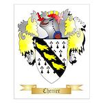 Chenier Small Poster