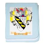 Cheney baby blanket