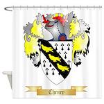 Cheney Shower Curtain