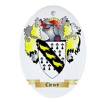 Cheney Ornament (Oval)