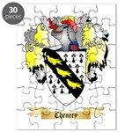 Chenery Puzzle
