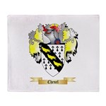 Chenel Throw Blanket