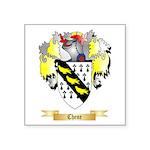 Chene Square Sticker 3