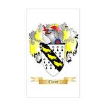 Chene Sticker (Rectangle)