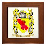 Chenaux Framed Tile