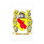 Chenault Sticker (Rectangle)