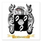 Cheloni Square Car Magnet 3