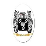 Cheloni 20x12 Oval Wall Decal