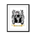Cheloni Framed Panel Print