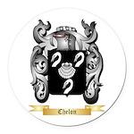 Chelon Round Car Magnet