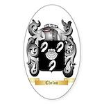 Chelon Sticker (Oval)