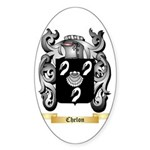 Chelon Sticker (Oval 50 pk)