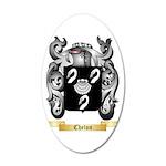 Chelon 35x21 Oval Wall Decal
