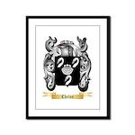 Chelon Framed Panel Print