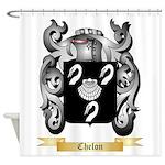 Chelon Shower Curtain