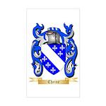Cheine Sticker (Rectangle)