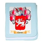 Cheever baby blanket