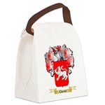 Cheever Canvas Lunch Bag