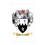 Cheeswright Sticker (Rectangle 10 pk)