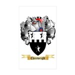 Cheeswright Sticker (Rectangle 50 pk)