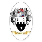 Cheeswright Sticker (Oval)