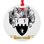 Cheesman Round Ornament