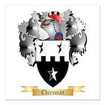 Cheesman Square Car Magnet 3
