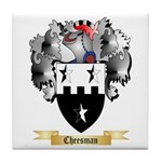 Cheesman Tile Coaster