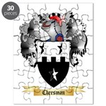 Cheesman Puzzle