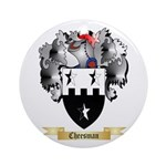 Cheesman Ornament (Round)
