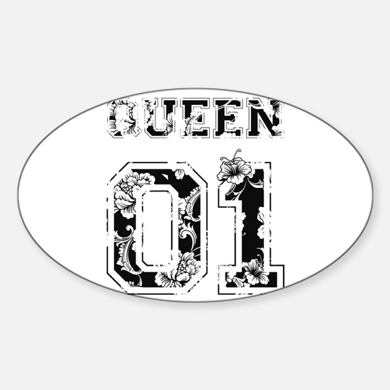 King and Queen shirts Decal