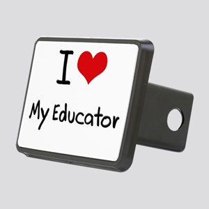 I love My Educator Hitch Cover