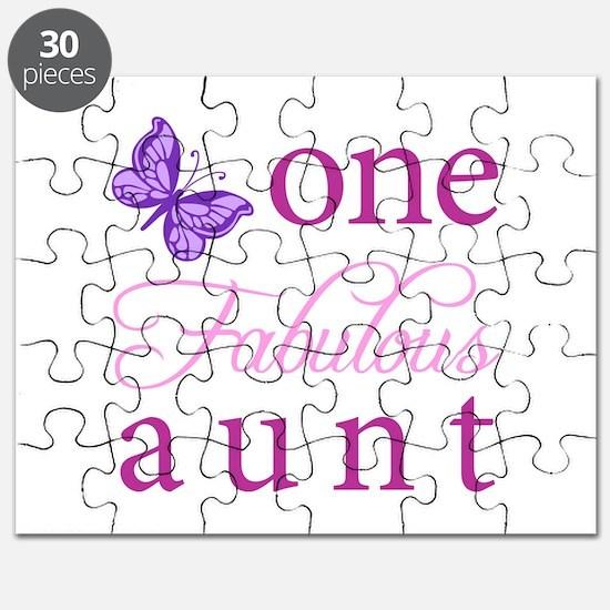 One Fabulous Aunt Puzzle