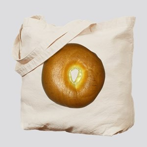 A Scrumptious, Delicous, Amazing Bagel Tote Bag