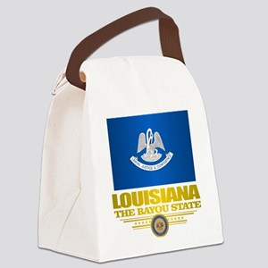 Louisiana Pride Canvas Lunch Bag