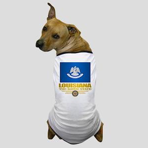 Louisiana Pride Dog T-Shirt