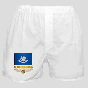 Louisiana Pride Boxer Shorts