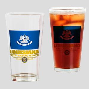 Louisiana Pride Drinking Glass