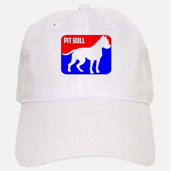 Major League Pit Bull Dog Baseball Baseball Baseball Cap